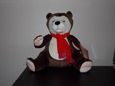 Kohl's Cares Brown Bear You Can Do It Sam  by Hest Teddy Stuffed  Plush Toy NWT