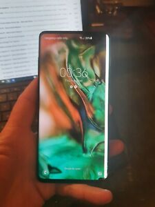 Samsung Galaxy S10+ Plus 128GB 4GPrism Black Unlocked - Read Description
