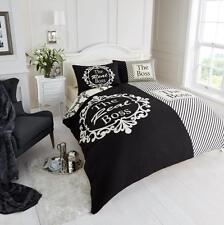 Duvet Cover & Pillowcases Quilt Cover Bedding Set ~Size Double & King