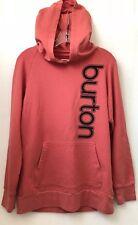 Burton Women's Long Pullover Graphic Hoodie Watermelon Color Sz S