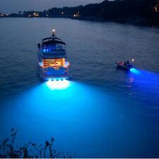 CREE Bronze 9W LED Marine Light LED Underwater Boat Light Waterproof Blue Light