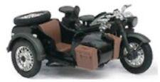 Cararama - ZUNDAPP Z - KS750  Motorbike + Sidecar Model Scale 1:43