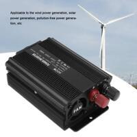 Inverter Onda Sinusoidale Pura 600W 12V a 220V Convertitore Solare Pannello Kit