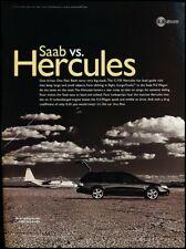1998 SAAB 900SE 900 Coupe Classic Vintage Advertisement Ad H02