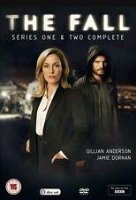 The Fall BBC Season 1 & 2 DVD Box Set New Sealed