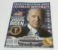 Inauguration 2021 46th President Joe Biden Kamala Harris Photo Book