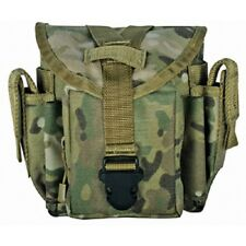 NEW Military Tactical Tool & Accessory MOLLE Advanced Dump Gear Pouch MULTICAM