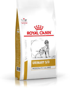Royal Canin Veterinary Diet Urinary SO Moderate Calorie Dry Dog Food 7.7 lb