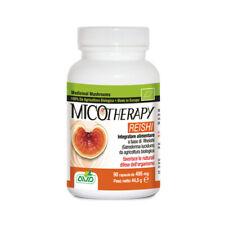 Micotherapy Reishi 90CPS Complément Alimentaire Naturel pour Système Immunitaire