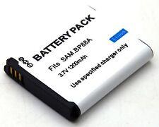 Battery Pack for BP88A BP-88A EA-BP88A SAMSUNG DV200 DV305 DV300 DV305F DV300F