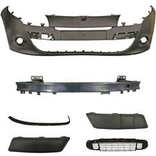 Set Bumper Front Primed+Accessories for Renault Megane Year 08-12