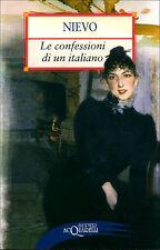 Le confessioni di un italiano. Romanzo di Ippolito Nievo - Ed. Demetra