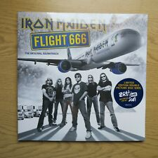 Iron Maiden Flight 666 Limited edition Double Picture Disc vinyl LP
