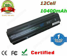 12-Cell Battery For HP Pavilion dv5-2000 dv6-3000 g4 g6 g7 593553-001 MU06 MU09