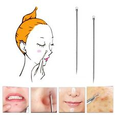 Blackhead Pimples Acne Blemish Comedone Needle Extractor Remover Tool-L SIZE