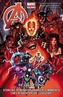 Avengers: Revelations by Starlin, Immonen, Remender and more 2015 TPB Marvel