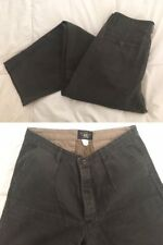 RRL Double RL Ralph Lauren 32x29 HEAVY DUTY Forestry Green Corduroy CHINOS Pants