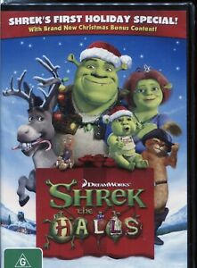 Shrek the Halls (DVD, 2014)  Mike Myers, Eddie Murphy, Cameron Diaz