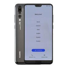 Huawei P20 Pro Dual-SIM 128GB black Gebrauchtware Display eingebrannt