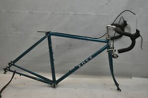 1985 Ross Signature Touring Road Bike Frame 49cm X-Small Chromoly Steel Charity!