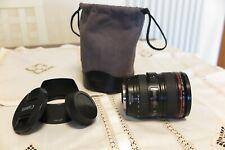 Obiettivo Canon EF 24-105mm F/4 L Is USM Zoom Lens - Funzionamento perfetto