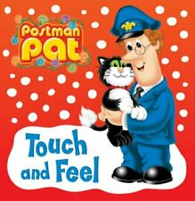 Postman Pat Touch and Feel (Touch & Feel),