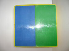 Lego Building Base Storage Tray Box GREEN BLUE BASE PLATES KIDS ONLY Brand