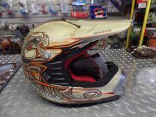 NEW SPARX FIRESTORM HELMET SIZE LARGE L MX ATV HONDA TRX 450R 400EX CRF 450 250