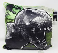 "Idea Nuova Jurassic World 18"" Pillow -- New"