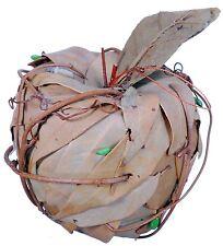 Leaf Apple Ornaments Natural Country Rustic Fruit Craft Floral Decor Filler 365x