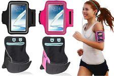 Deporte Brazalete Ejercicio FUNDA DE BOLSILLO para iPhone y Samsung Teléfono