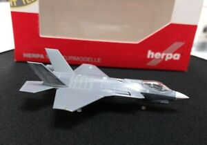 556521 F-35A Lightning II USAF 461st Flight Test Sqn, Edwards AFB Herpa 1:200