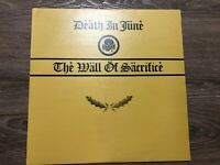 Death In June – The Wall Of Sacrifice