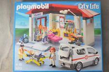 Playmobil Ambulanz mit Notarzt Fahrzeug  5012  Neu!!!