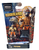 Borderlands Psycho Mini-Figure Mega Construx Black Series
