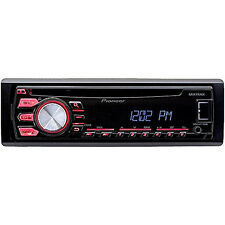 Pioneer DEH-X1710UB Single CD Receiver with 12-Character Display - New