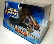 Star Wars vintage Micro Machines Action Fleet ( solar sailer ) NEW IN BOX