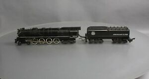 American Flyer 332AC Vintage S Union Pacific 4-8-4 Steam Locomotive and Tender