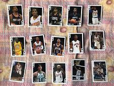 NBA All Star Sport Cards Poker Basketball Hall of Fame Basketabl Collection