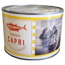 Thon à L'Huile de Tournesol 1730g - Capri