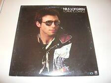 Nils Lofgren I Came To Dance Vinyl Lp Record Album