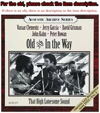 Various Artists / Old & In the Way:That High Lonesome Sound CD 0715949101922