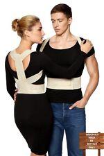 Back Posture Corrector Men Women Brace Shoulder Support Kyphosis Adjustable Belt