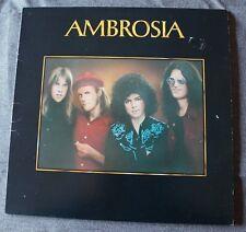 Ambrosia, ambrosia, LP - 33 Tours  import