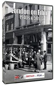 'London on Film' DVD
