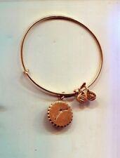 celestial virgo bracelet rare Alex & Ani gold