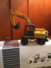 Furukawa W 625 E 1:50 Excavator Conrad Model No. 2818 Mint In Box Wheeled W625E