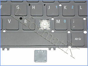 Acer Aspire One 725 756 AO725 AO756 Keyboard Key Swiss V128230AK1 90.4BT07.S00