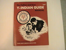 1976 The Father and Son Y-Indian Guide Manual 2nd Printing