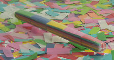 Hand Held Confetti Launcher Reload, Confetti Launcher Reload, Easy Load Sleeve